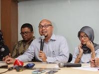 Tiga Tahun Jokowi-JK: ICW Desak Pemerintah Revisi UU Parpol