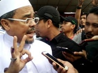 Kapolri: Rizieq Shihab Sudah Diperiksa di Arab Saudi