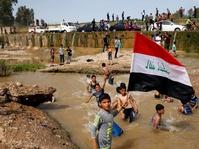 Irak Rayakan Kemenangan Besar Atas ISIS