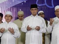 Peringatan Isra Mi'raj di Istiqlal