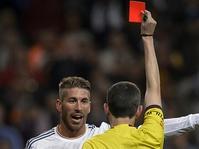 Hikayat Kartu Merah Sergio Ramos