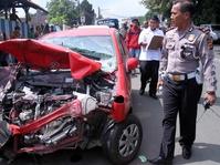 11 Korban Tewas Kecelakaan Jalur Puncak Sudah Dievakuasi