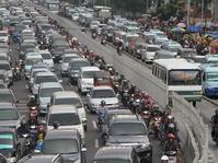 Parade Angkot Jakarta Tempo Dulu