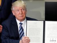 Drama 100 Hari Pemerintahan Donald Trump