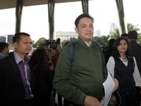 Farhat Abbas Sebut KPK Dalami Kedekatan Novanto dan Rudi Alfonso