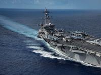 Kapal Perang AS dan Kapal Tangki Tabrakan, 10 Pelaut Hilang