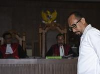 KPK Jebloskan Andi Taufan Tiro ke LP Sukamiskin Bandung