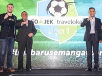 Jaringan Glenn Sugita di PT Liga Indonesia Baru