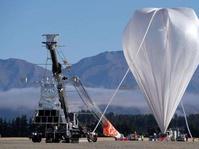 NASA Luncurkan Balon Raksasa Pengumpul Data Antariksa