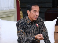 Presiden Jokowi Temui Ulama se-Madura di Sumenep