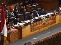 ICW Nilai Putusan DPR Soal Hak Angket KPK Tidak Sah