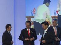 Presiden Jokowi Ikuti KTT ASEAN ke-31 di Manila