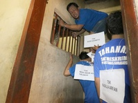 8 Tahanan Narkoba di Rutan Jakbar Kabur Bermodal Gergaji