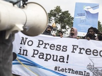 Kapolres Mimika Minta Maaf Terkait Kasus Penganiayaan Wartawan