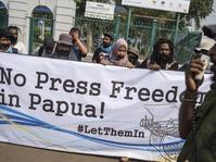 Hari Kebebasan Pers Dunia tanpa Papua