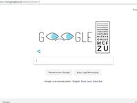 Google Doodle Hari Ini Rayakan Ultah Ferdinand Monoyer