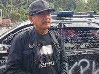 Polisi Sita 67 Kaos Bertuliskan Anti-Cina dari Ki Gendeng