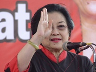 Megawati Optimistis Korsel dan Korut Berdamai Kembali