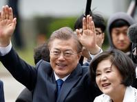 Kemenangan Moon Jae-in Peluang Bagi Perdamaian Korsel-Korut