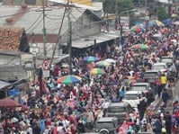 Djarot Minta PKL dan Parkir Liar di Tanah Abang Ditertibkan