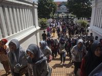Tempat Wisata di DIY Dikunjungi 504.206 Orang Selama Lebaran