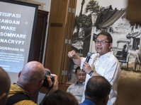 Ada Samsat dan Perusahaan di Luar Jawa Terserang Ransomware