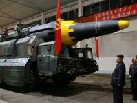 Korea Utara Tembakkan Rudal Balistik ke Perairan Jepang