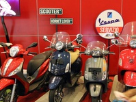 Penjualan Sepeda Motor Diperkirakan Cuma Naik Tipis di 2017