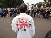 Aksi Kamisan Mengenang Tragedi 98