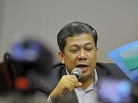 Fahri Hamzah Minta Jokowi Usut Dugaan Persekongkolan Nazaruddin-KPK