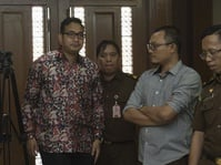 Penyidik Polri Brotoseno Terima Vonis 5 Tahun Penjara
