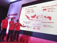 Telkomsel Prediksi Layanan Datanya Naik 115% di Lebaran 2017