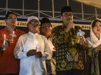 Djarot Ingatkan Warga Jakarta Tidak Takut Serangan Teror Bom