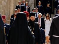Presiden Trump Tiba di Roma Kunjungi Paus Fransiskus