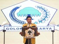 Novanto Tanggapi Usul Aburizal Soal Cawapres di Pilpres 2019