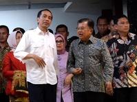 Jokowi Bantah PAN Tidak Solid Dukung Pemerintah