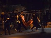 Ledakan Bom di Kampung Melayu