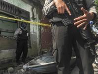 Polisi Tangkap Rekan Pelaku Bom Kampung Melayu