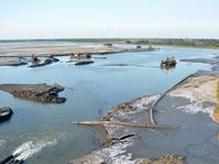 Banjir Porong Batalkan Perjalanan Dua Kereta Api di Daop 9
