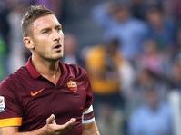 Totti Belum Siap Ucapkan Selamat Tinggal untuk AS Roma