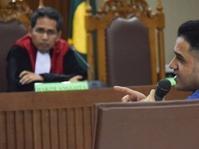 Nazaruddin Mengaku Mengenal Adik Adhyaksa Dault
