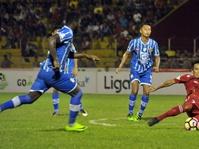 Hasil Laga Persiba Balikpapan vs PSM Makassar Berakhir 2-2