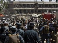 Ledakan Masif Bom Mobil Gemparkan Kabul, 9 Orang Tewas