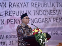 Ketua MPR Ingatkan Setya Novanto untuk Patuhi Undang-Undang