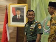 Panglima TNI: Kalau Saya Ingin Jadi Presiden Tidak Etis