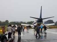 Sriwijaya Air Beri Pernyataan Soal Pesawat Tergelincir