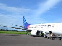 Bandara Manokwari Ditutup Pasca-Tergelincirnya Sriwijaya Air