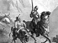 "Sayid Hamid Benengeli, Muslim ""Pengarang"" Novel Don Quixote"