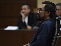 Vonis Choel Mallarangeng Lebih Rendah dari Tuntutan Jaksa