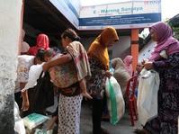 Gula dan Minyak Dihapus dari Paket Bantuan Pangan Nontunai